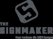 The Signmaker logo